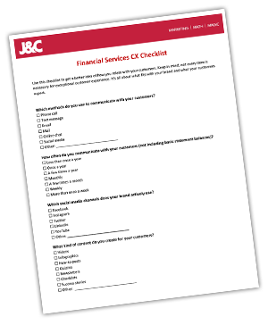 FinancialServices_CX_Checklist_Art