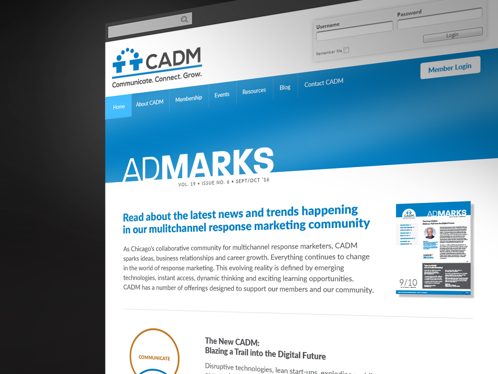 CADM J&C Association Marketing